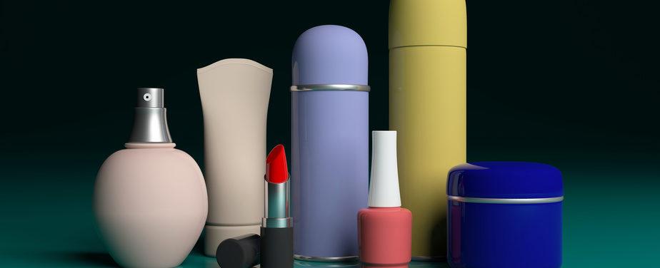 contenants produits cosmétiques